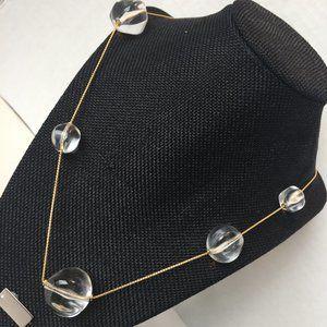 ANNE KLEIN Long Necklace